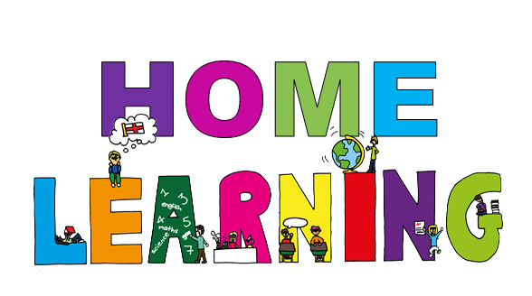 home learning clipart
